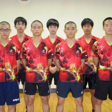 HP男子 団体写真