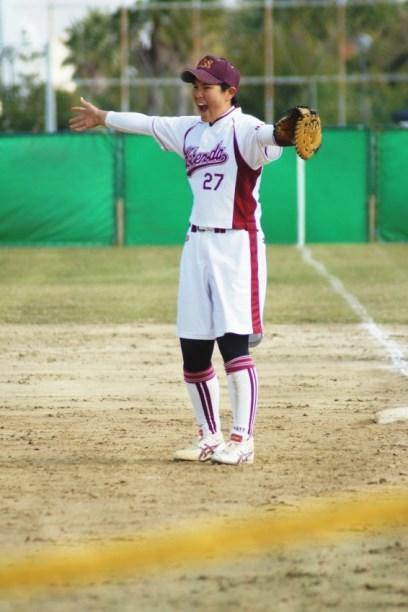 6優秀選手:江口奈那